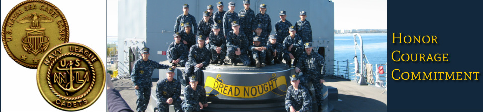 Drill Commands - Escondido Battalion & Training Ship Kit Carson